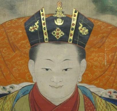9th Karmapa Wangchuk Dorje
