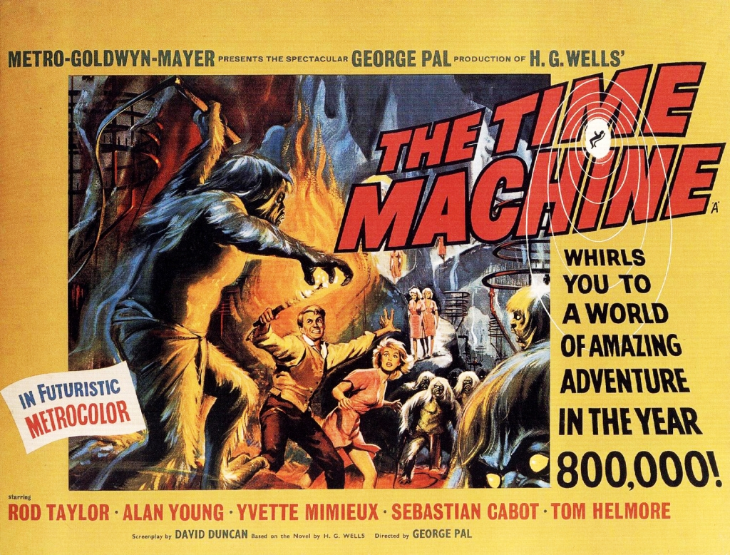 The Time Machine (1960) 3