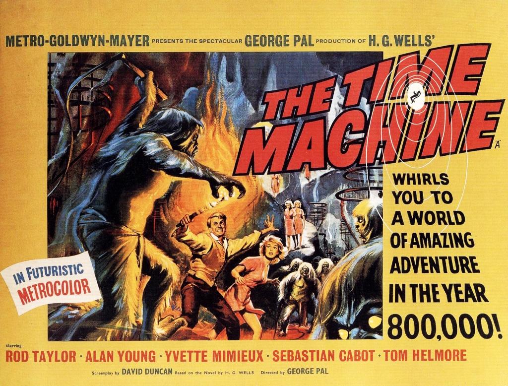 The Time Machine (1960) 3