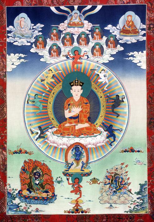 Karmapa Mikyo Dorje