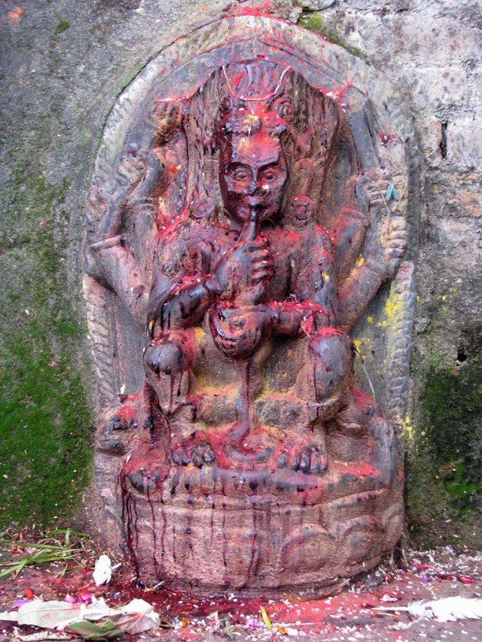 Sankhu Vajrayogini